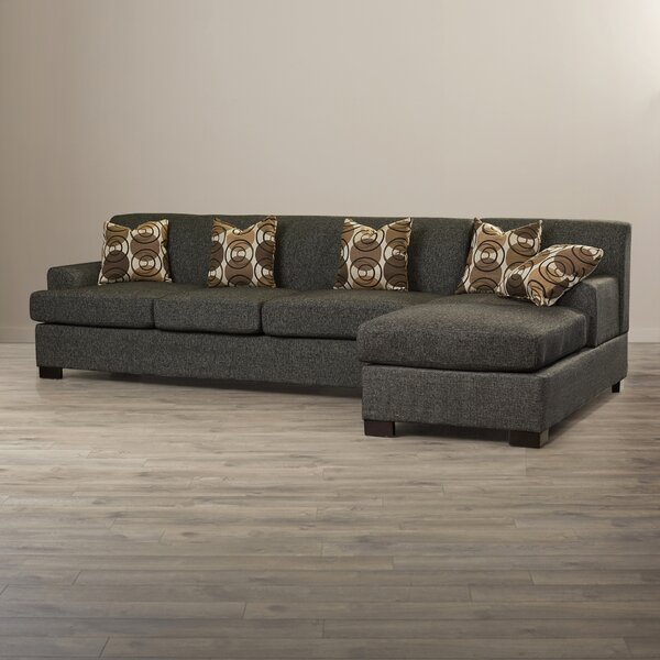 Whitman Reversible Sectional by Ebern Designs