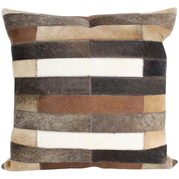 Dakota Geometric Throw Pillow By Bashian Rugs.