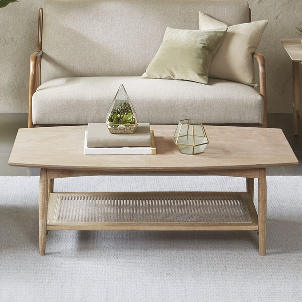 Deleon Coffee Table by Bungalow Rose