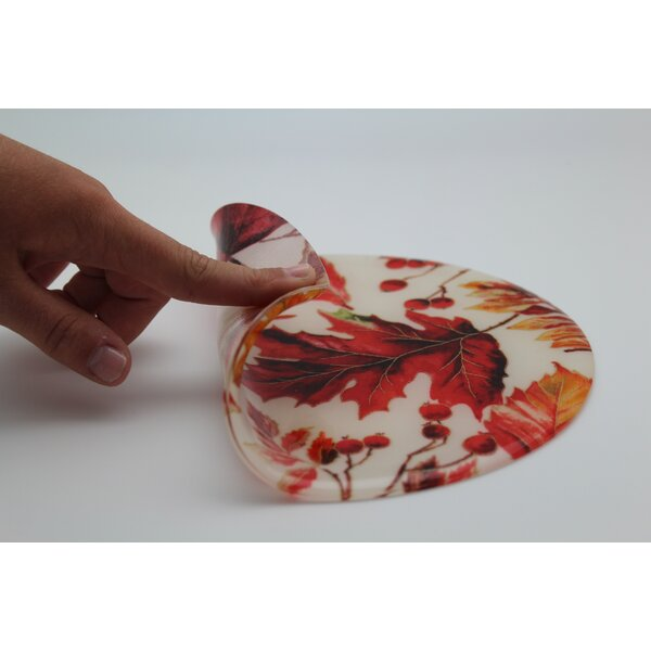 Fall Leaves Trivet by Andreas Silicone Trivets