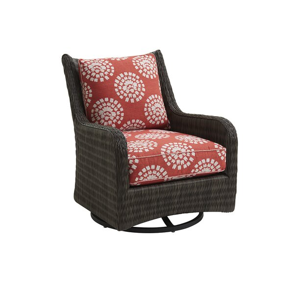 Cypress Point Ocean Terrace Glider Chair with Cushions by Tommy Bahama Outdoor