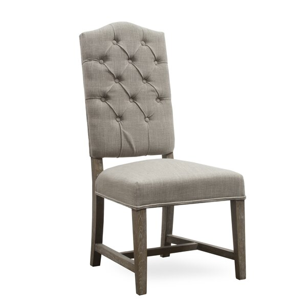 Swanger Upholstered Dining Chair (Set of 2) by Gracie Oaks