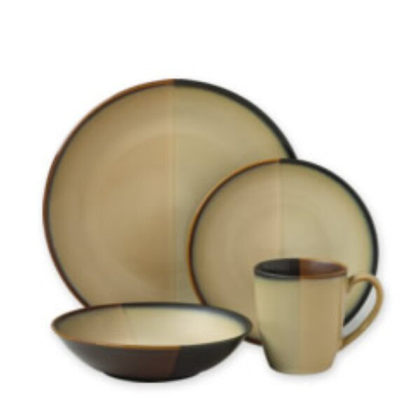 Java 16 Piece Dinnerware Set, Service for 4 by Pfaltzgraff