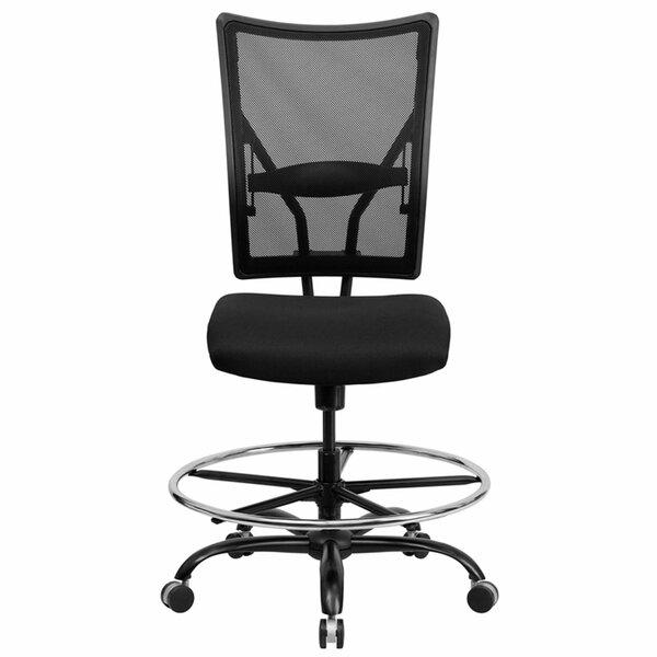 Big and Tall Mesh Drafting Chair