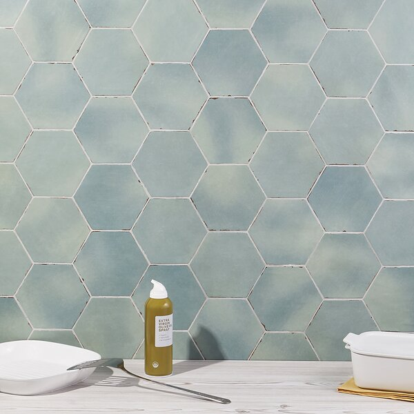 Alexandria 5.50 x 6 Porcelain Field Tile
