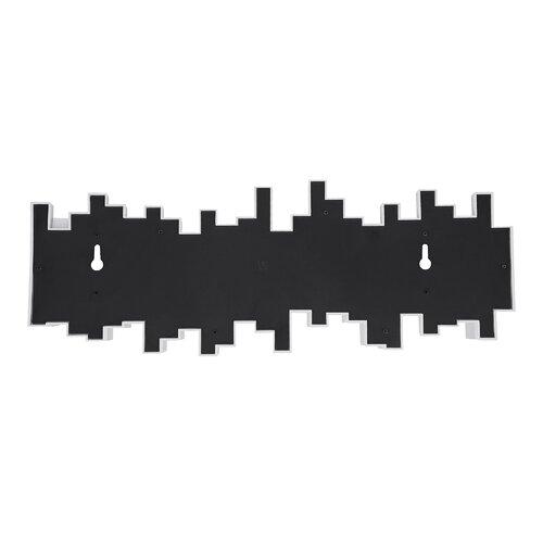 Wandgarderobe Sticks Umbra Farbe: Schwarz | Flur & Diele > Garderoben > Garderobenhaken | Umbra