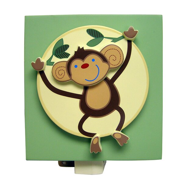 Jungle Babies Night Light by NoJo