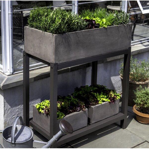 English Fiber Cement Vertical Garden by 17 Stories