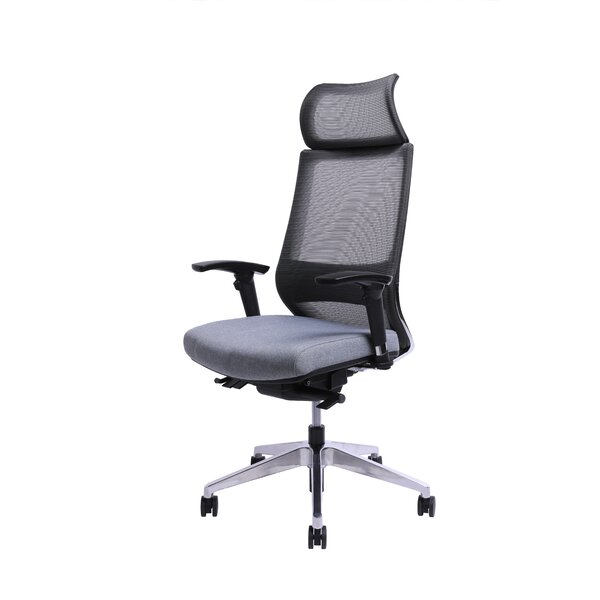 Kowal Ergonomic Mesh Executive Chair by Latitude Run