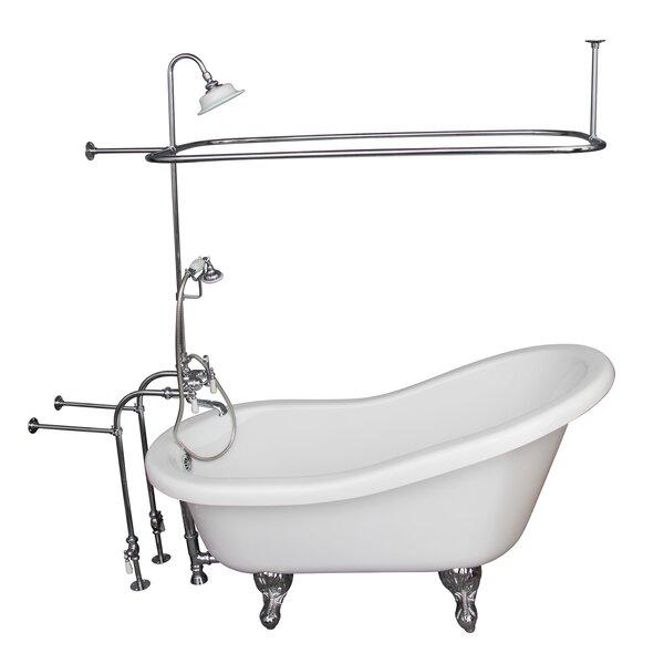 67 x 30 Soaking Bathtub Kit by Barclay