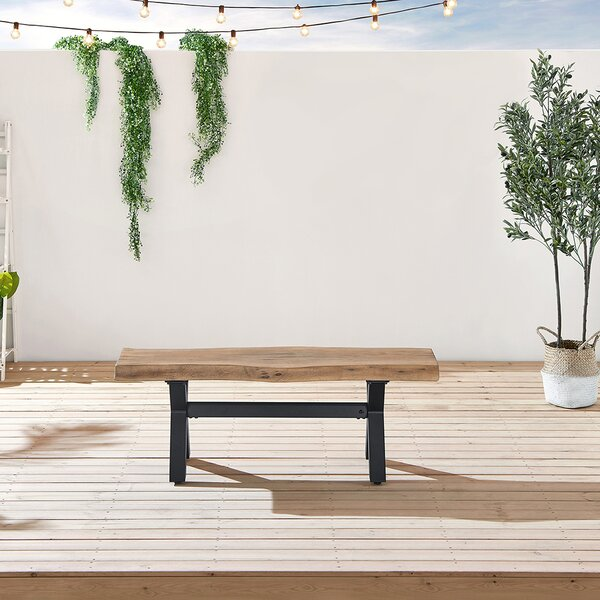Bali Stone Garden Bench by Ove Decors