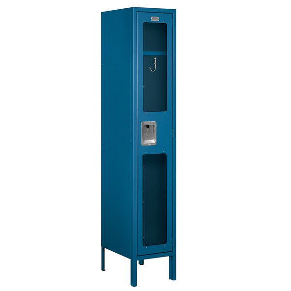 1 Tier 1 Wide Gym and Locker Room Locker by Salsbury Industries