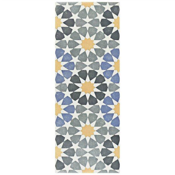 Reine 5.88 x 15.75 Ceramic Field Tile in Gray by EliteTile