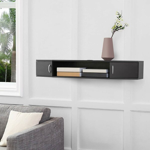 Melke Floating TV Stand For TVs Up To 49