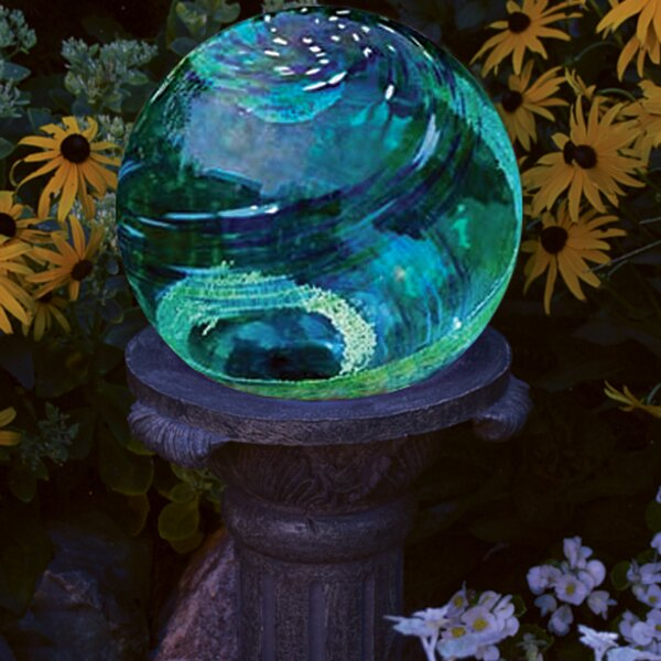 Ocean Mist Illuminaries Gazing Globe (Set of 2) by Echo Valley