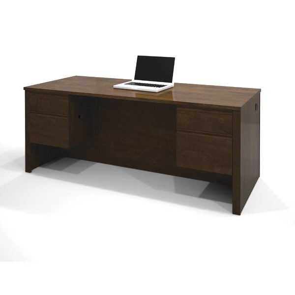 Prestige Executive Desk by Bestar
