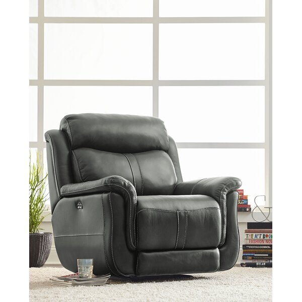 Dunleavy Power Glider Recliner by Red Barrel Studio