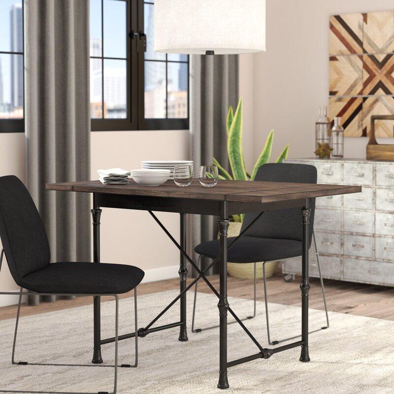 Cristal Drop Leaf Dining Table