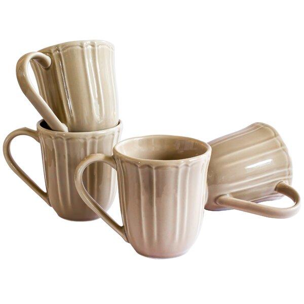 Jerrell Coffee Mug (Set of 4) by Mint Pantry