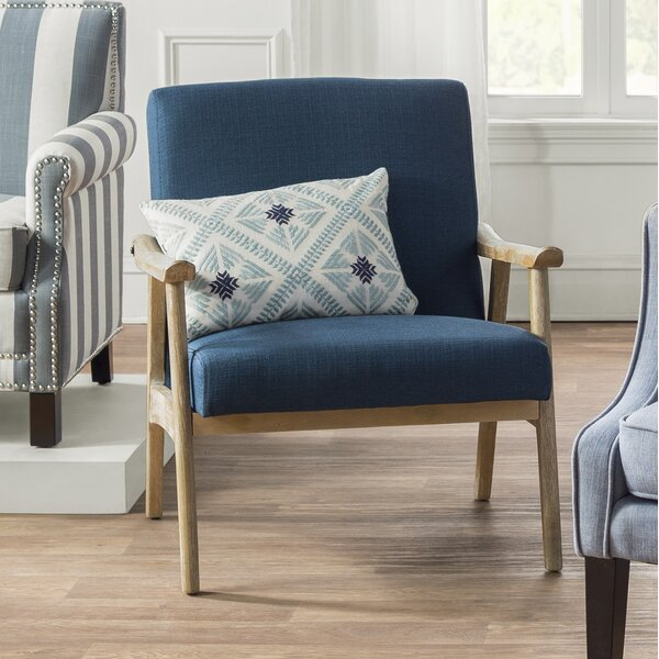 Delasandro Accent Armchair by Union Rustic