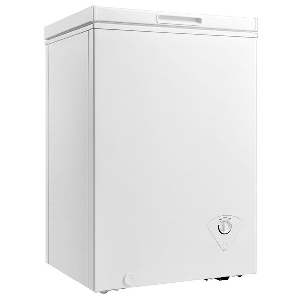 Midea 3.5 cu. ft. Chest Freezer by Equator