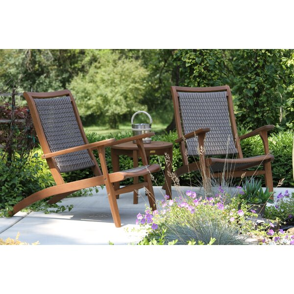 Rex Brazilian Lounge Seating Group by Beachcrest Home