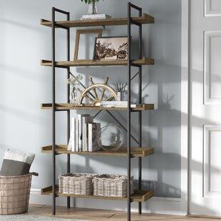 Brianna Standard Bookcase By Gracie Oaks