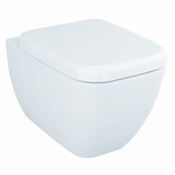 Shift 1.6 GPF Round Toilet Bowl by VitrA by Nameeks