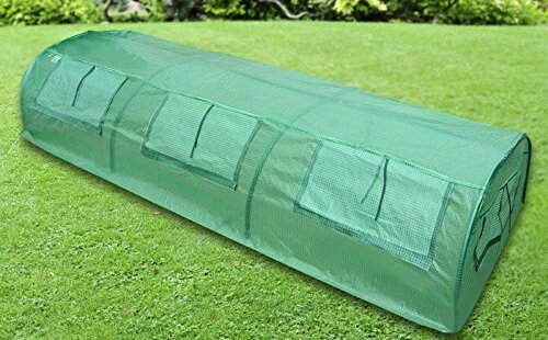 3 Ft. W x 10 Ft. D Mini Greenhouse by Strong Camel