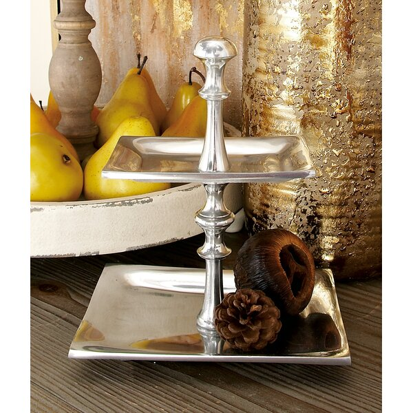 Aluminum Candy Tray Completer Set by Cole & Grey