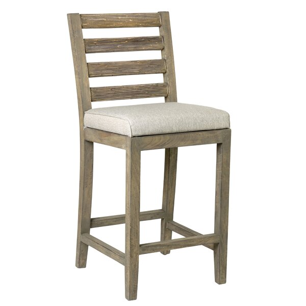 Cashion 30 Bar Stool by Gracie Oaks