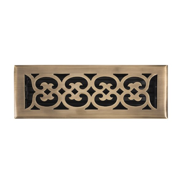 Brass Scroll Reg by BRASS Accents
