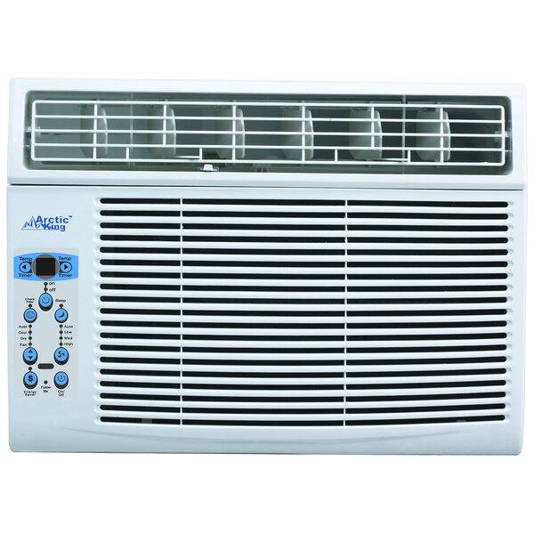10,000 BTU Energy Star Window Air Conditioner with Remote by Arctic King