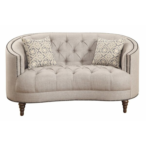 DeVecchi Loveseat by One Allium Way