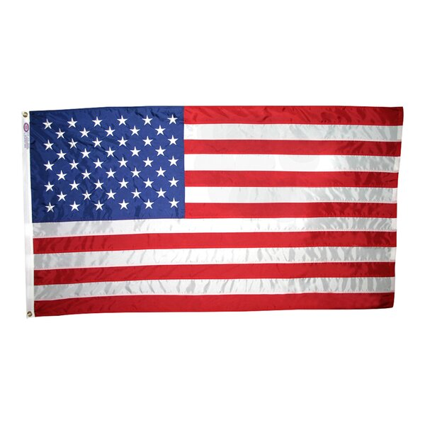 Nyl-Glo United States Traditional Flag by Annin Flagmakers