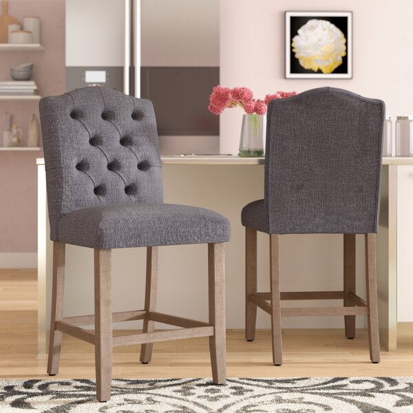 Adcock 26 Bar Stool (Set of 2) by Willa Arlo Interiors