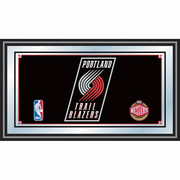 NBA Framed Graphic Art by Trademark Global