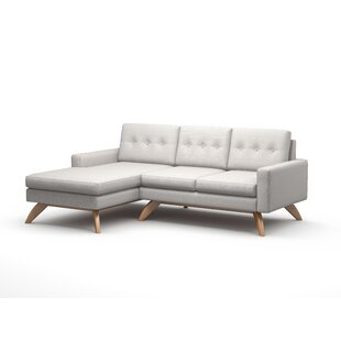 Luna 90 Sofa With Chaise