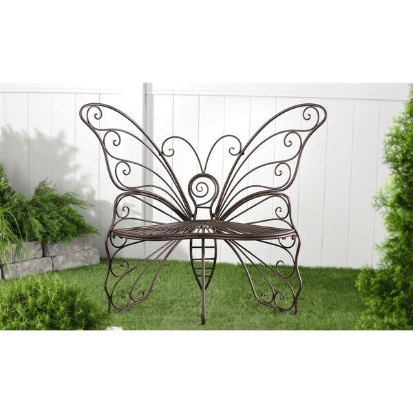 Garden Butterfly Patio Chair by GiftCraft