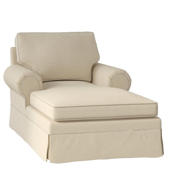 Lily Chaise Lounge By Wayfair Custom Upholstery™