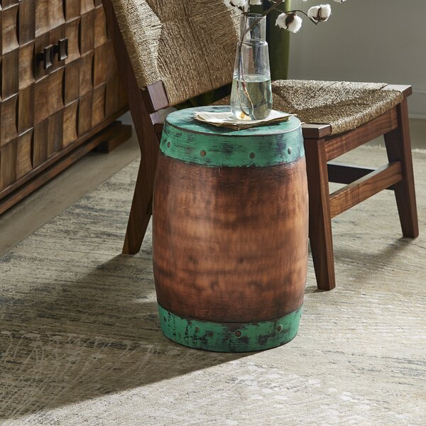 Bridgestone Stool in Copper by World Menagerie