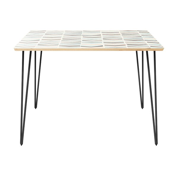 #1 Clemmons Dining Table By Wrought Studio Today Sale Only