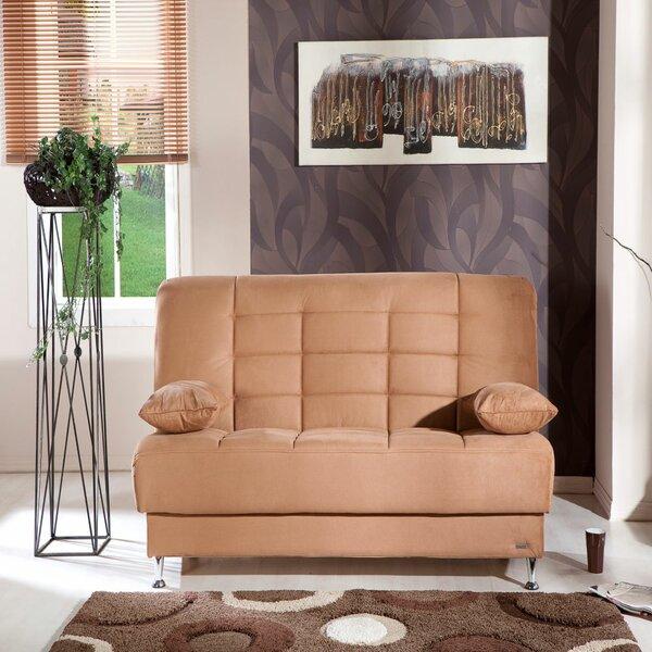 Braided 80'' Armless Sofa by Orren Ellis Orren Ellis