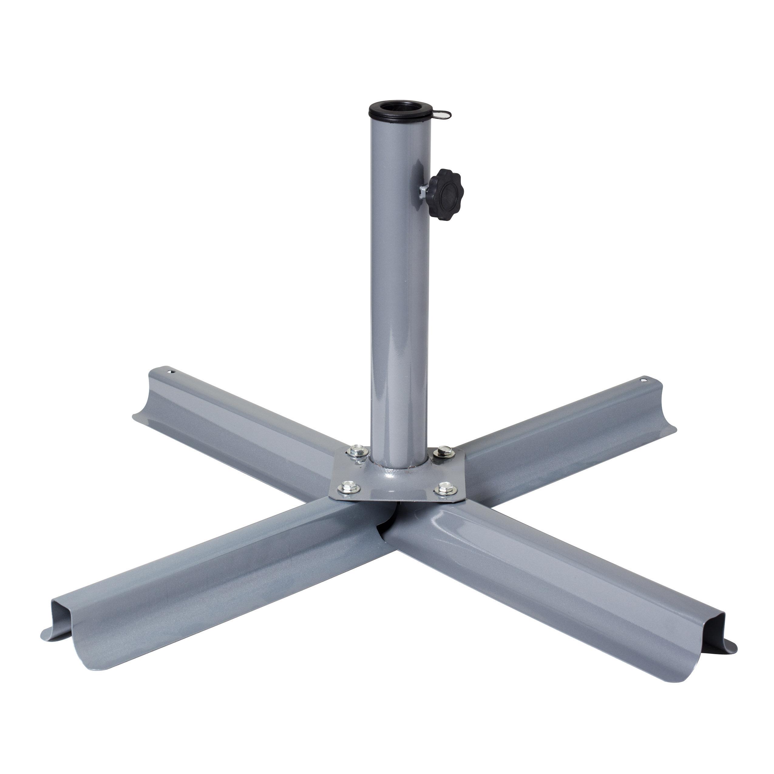 CorLiving Patio Umbrella Stand & Reviews