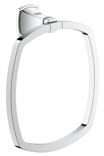 Grandera Wall Mounted Towel Ring by Grohe