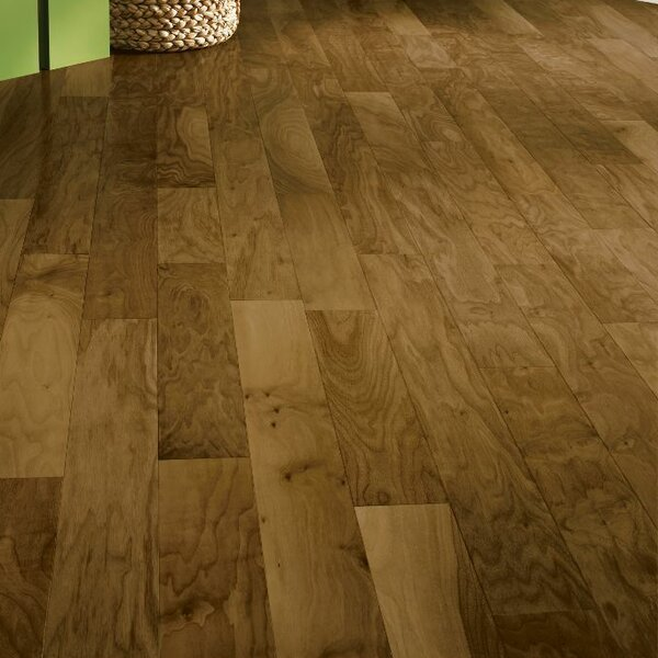 5 Engineered Walnut Hardwood Flooring in Natural by Armstrong Flooring
