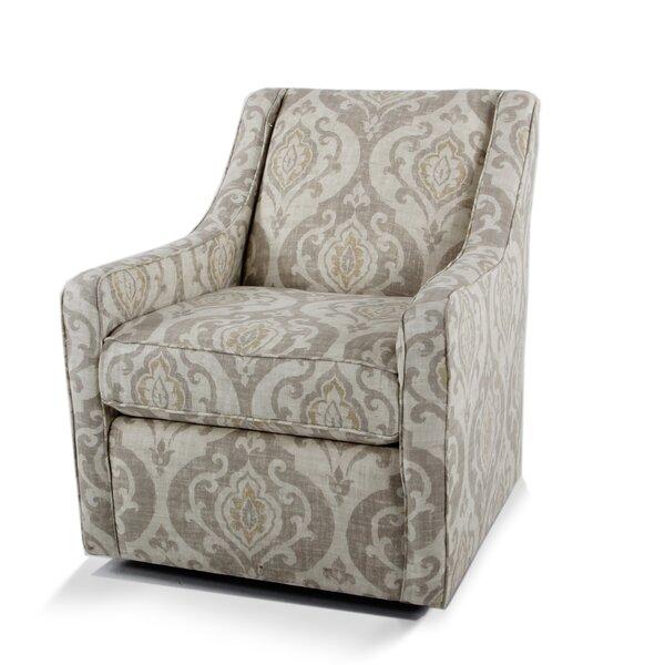 Jesse Swivel Armchair by One Allium Way
