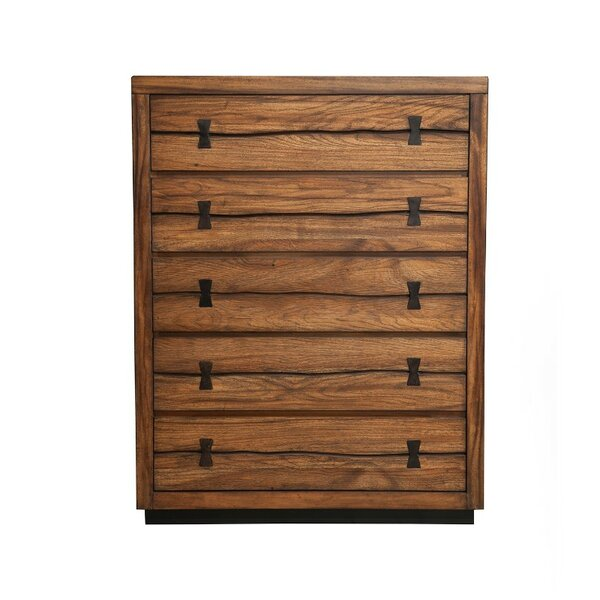Boody 5 Drawer Chest by Foundry Select