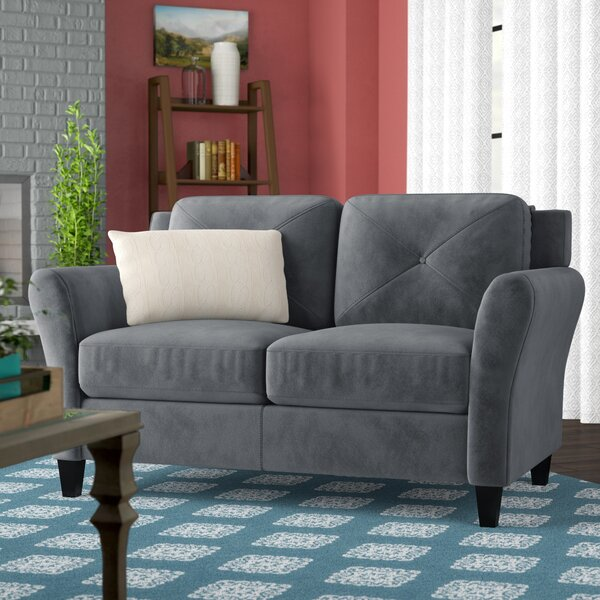 Liston Loveseat by Winston Porter Winston Porter