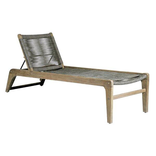 Explorer Oceans Pool Chaise Lounge (Set of 2) by Seasonal Living
